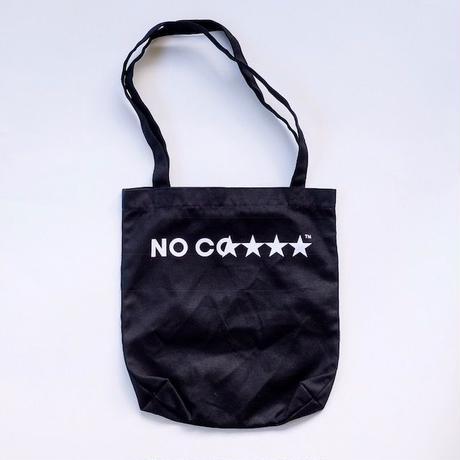 NO COFFEE × FIRSTORDERトートバッグ(ブラック)