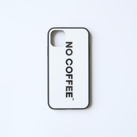 NO COFFEE iPhone11用ケース