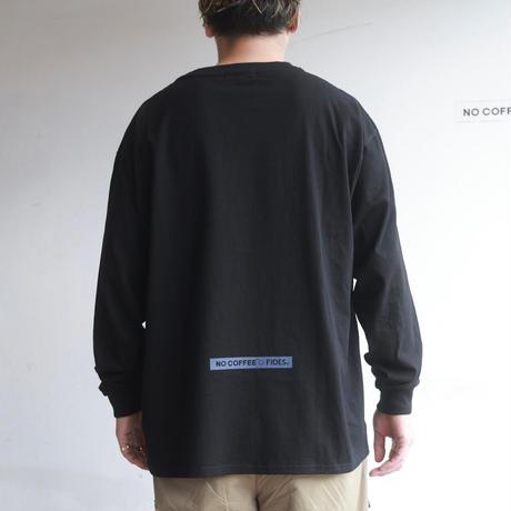 NO SOCCER L/S Tシャツ