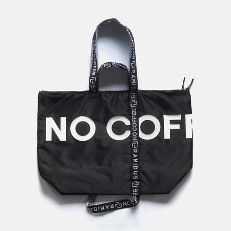NO COFFEE × RAMIDUS TOTE BAG LL