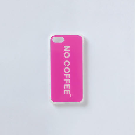 「NO COFFEE COLOR COLLECTION」iPhone 7・8兼用ケース