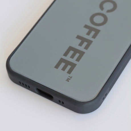NO COFFEE iPhone12&12Proケース