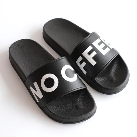 NO COFFEE SHOWER SLIDES