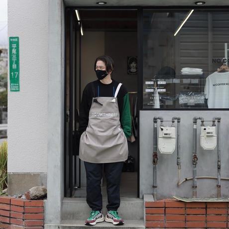 NO COFFEE × UN3D. エプロン