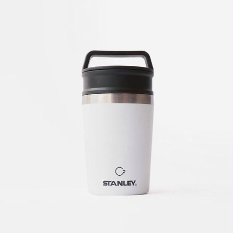 NO COFFEE × STANLEY 真空マグ 0.23ℓ WHITE
