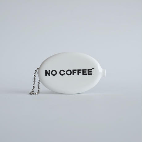 NO COFFEE COIN CASE