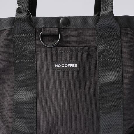 NO COFFEE コーデュラナイロン ミニトートバッグ
