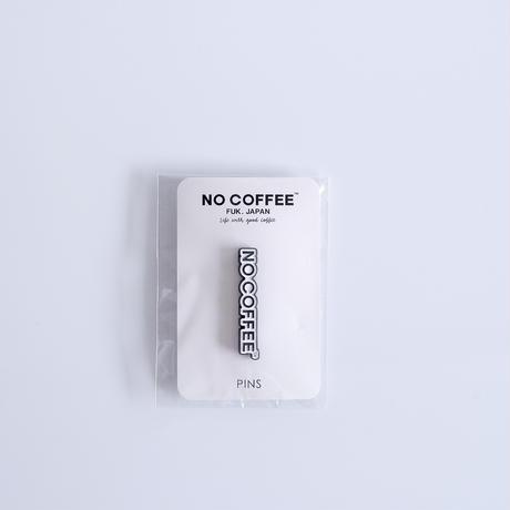 NO COFFEE PINS ロゴ