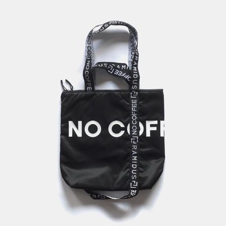 NO COFFEE × RAMIDUS TOTE BAG M
