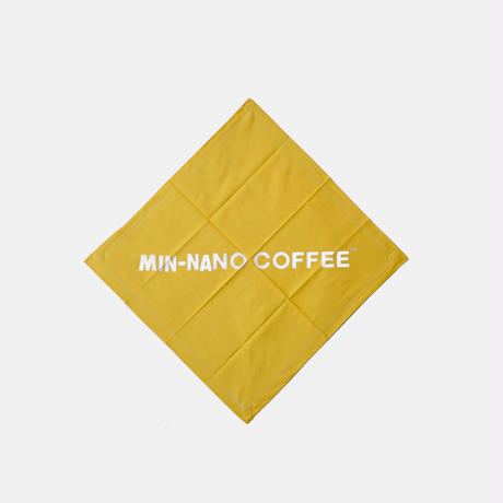 MIN-NANO COFFEE バンダナ