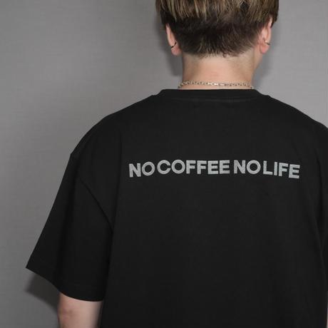 NO COFFEE NO LIFE Tシャツ