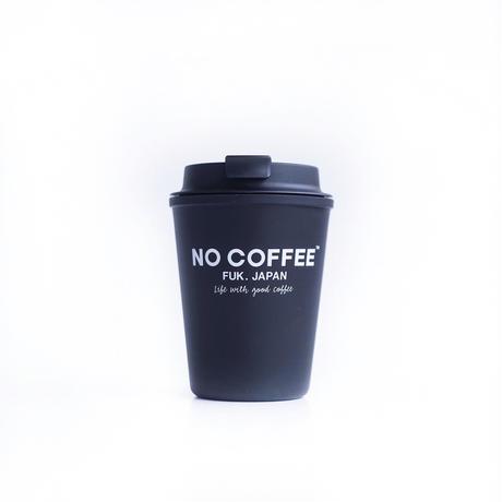 【12月中旬入荷予定】NO COFFEE WALLMUG SLEEK BLACK