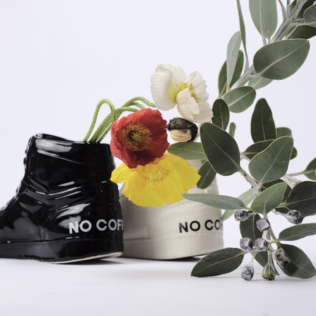 NO  COFFEE × FL-1 FLOWER BASE (BLACK)