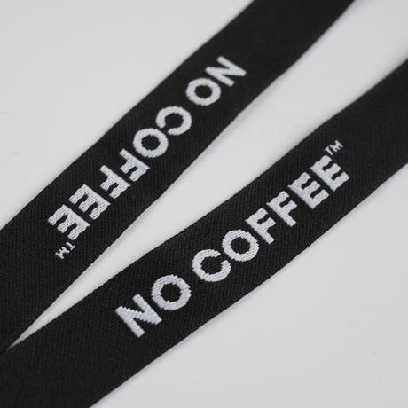NO COFFEE ネックストラップ