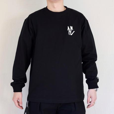 NO COFFEE × MOGNO6. NEW ERA L/S Tシャツ