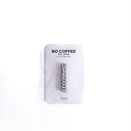 NO COFFEE PINS ロゴ