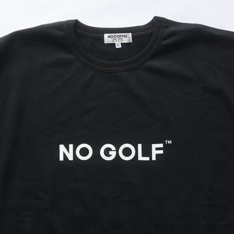 NO GOLF クルースウェット