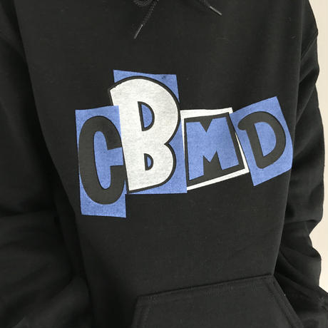 "Comeback  My Daughters ""CLERKS"" Logo Hoodie  (black)"