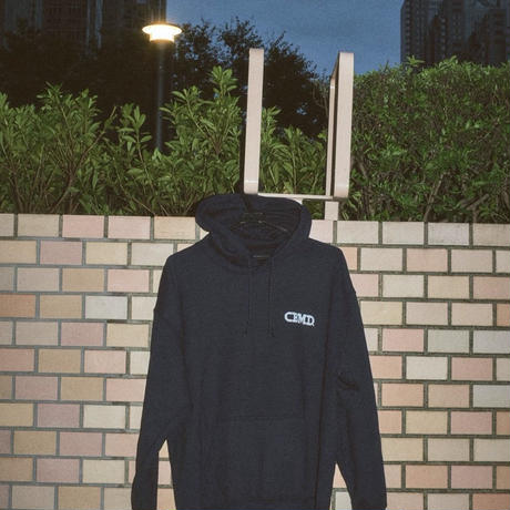 Comeback My Daughters Hoodie CBMD logo (Navy)