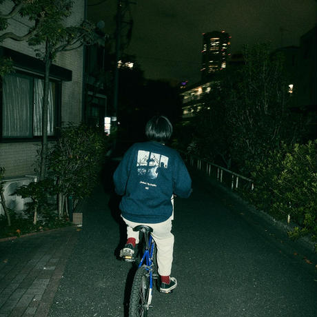 """Comeback My Daughters  """"IT""""  Sweat(Navy)"""