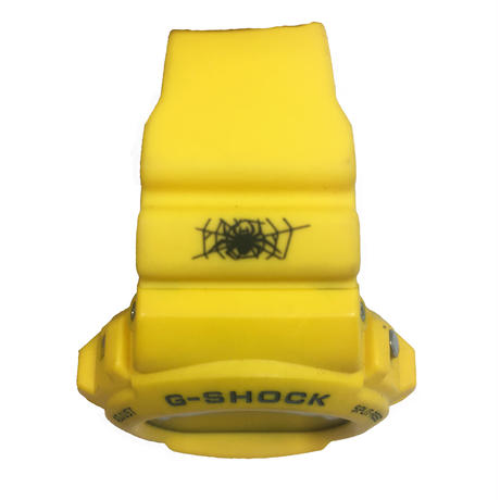 CASIO G-SHOCK FOX FIRE DW-6900H-4 YELLOW