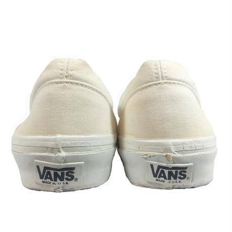 VANS 80's ERA OFF WHITE