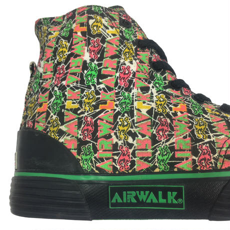 "80's AIRWALK Hi-CUT ""I.D"""