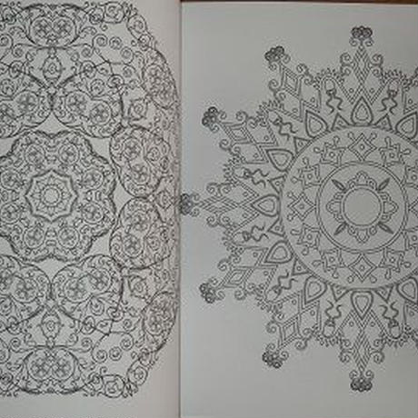 MANDALA MAGIC(塗り絵)