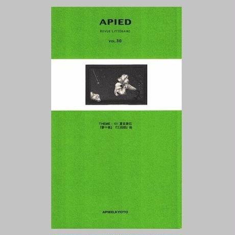 APIED VOL.30 夏目漱石