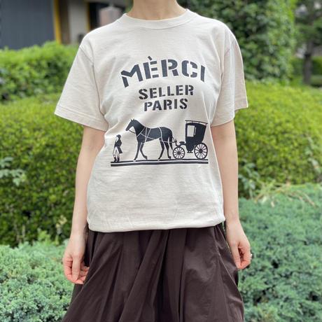 『MERCI』 Tシャツ