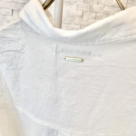 オックスカラーシャツ
