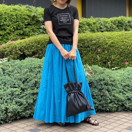 フレアパターンスカート