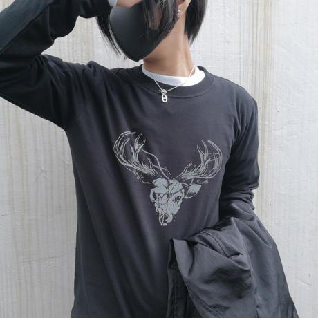 ロンT【鹿】/ Long sleeve【Deer】