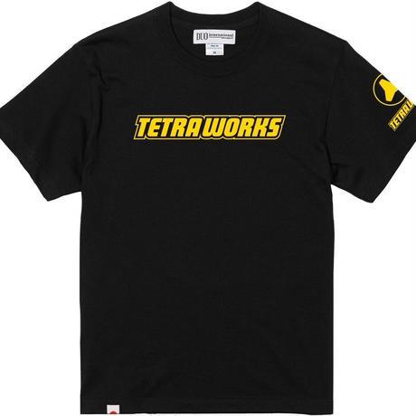 2019TETRAWORKS Tシャツ