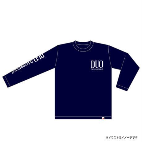 DUOドライロンT【ネイビー】