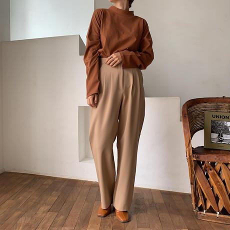 《予約販売》texture wide pants/2colors_np0276