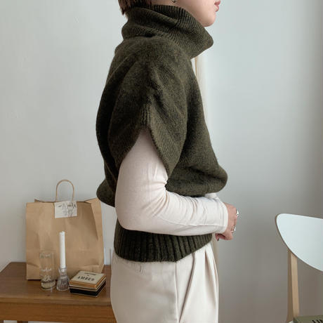 ✳︎予約販売✳︎marc knit vest/2colors_nt0195