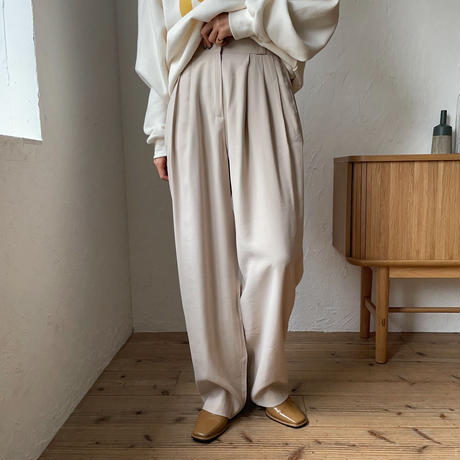 《予約販売》s/s color pants/3colors_np0333