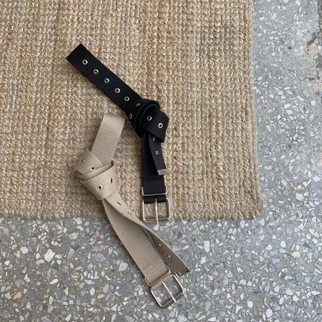 ✳︎予約販売✳︎casual belt/2colors_na0046