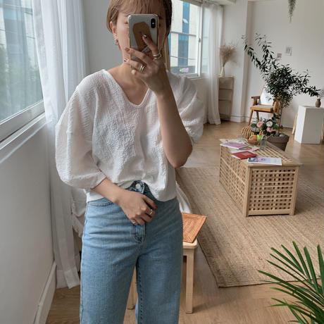 ✳︎予約販売✳︎feel blouse/2colors_nt0042