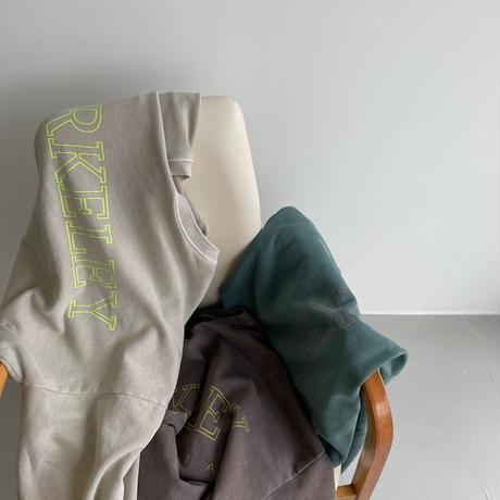 《予約販売》 BERKELEY mtm/3colors(unisex)_nt1065