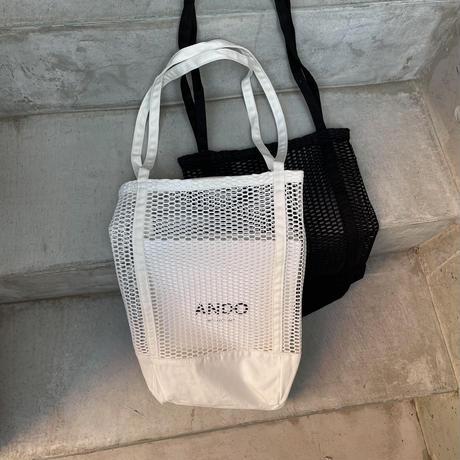 《予約販売》mesh tote bag/2colors_na0269