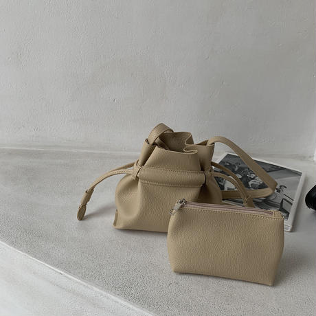 《予約販売》porch set minimal bag/2colors_na0176