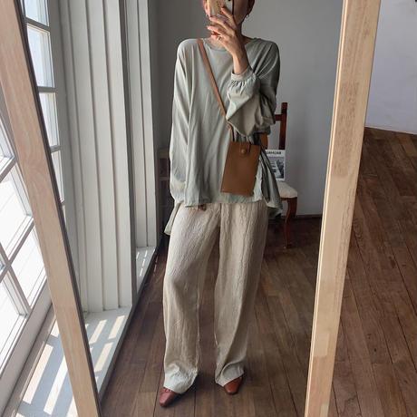 《予約販売》mulch minimal bag/3colors_na0186