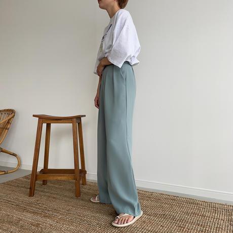 《予約販売》bottan toromi pants/2colors_np0436