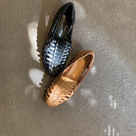 *予約販売*mesh flat shoes/2colors_na0035