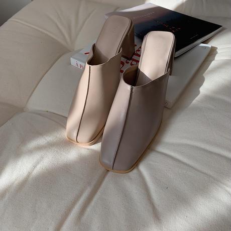 ✳︎予約販売✳︎press mule/2colors_na0130