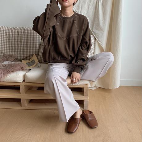 ✳︎予約販売✳︎pocket straight pants/2colors_np0059