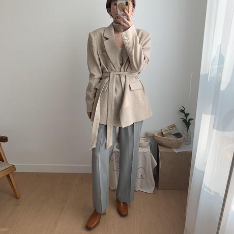 《予約販売》detail 2way jacket/2colors_no0075