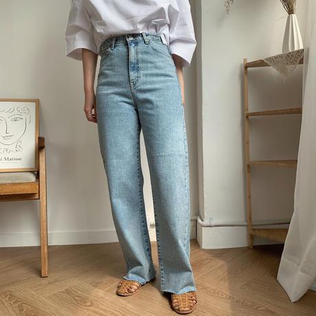 ✳︎予約販売✳︎high forme jeans_nj0011